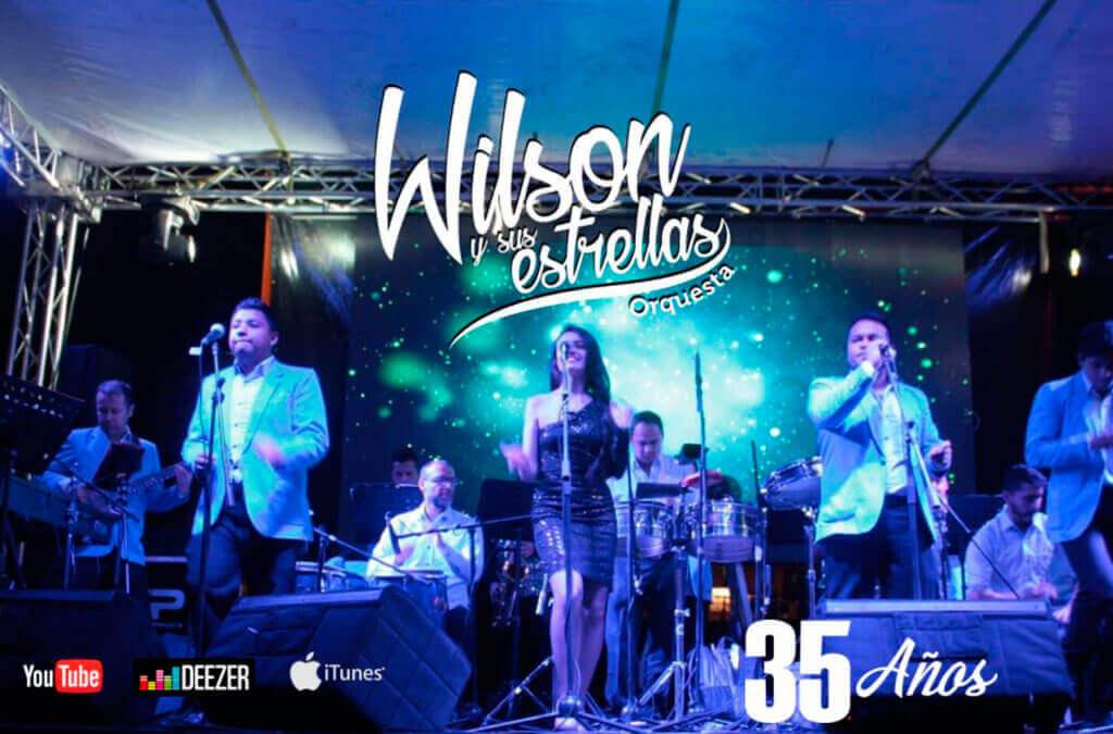 wilson y sus estrellas pagina web